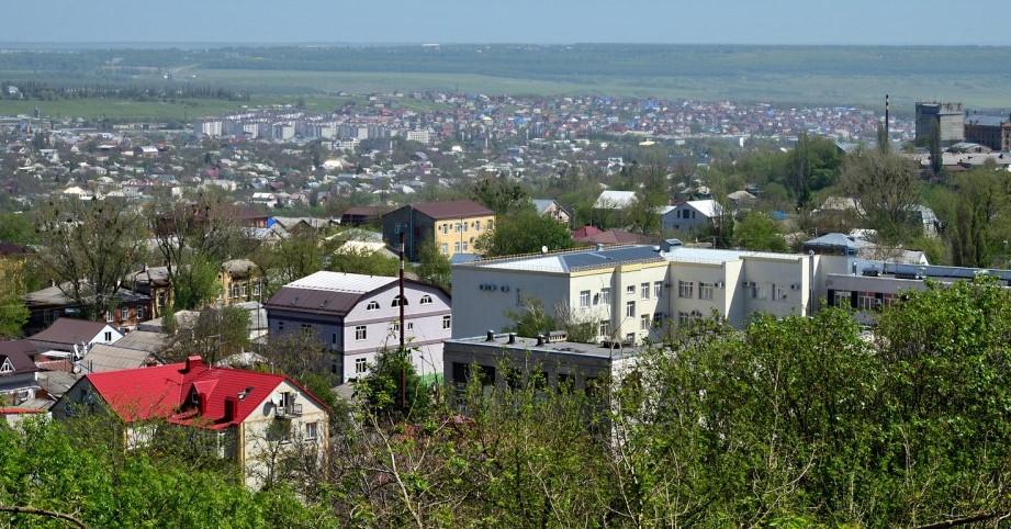 """Чапаевка, район Ташлы, здесь начато строительство ЖК """"Сосновый бор"""""""